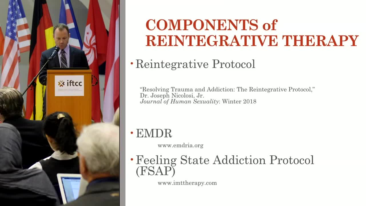 Tim Long: Re-integrative Therapy